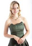 Portret van de jonge vrouwen Royalty-vrije Stock Fotografie