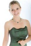 Portret van de jonge vrouwen Royalty-vrije Stock Afbeelding