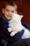 Portret van de jongen Royalty-vrije Stock Fotografie