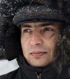 Portret van de man Stock Fotografie