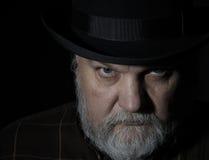 Portret van de man Royalty-vrije Stock Foto's