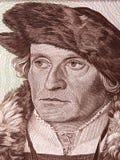 Portret van de mens