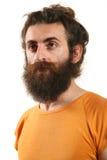 Portret van de mens stock foto