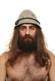 Portret van de mens royalty-vrije stock foto's