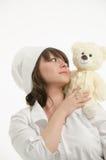 Portret van de verpleegster Royalty-vrije Stock Foto
