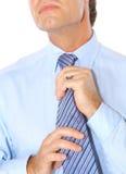Portret van een bedrijfsmens royalty-vrije stock fotografie