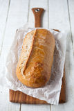 Portret van een brood royalty-vrije stock foto