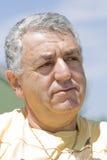 Portret van een hogere mens Stock Fotografie
