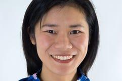 Portret van een Japanner Stock Afbeelding