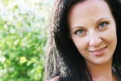 Portret van een jong meisje Royalty-vrije Stock Afbeelding