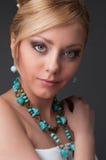 Portret van een jong meisje Royalty-vrije Stock Foto