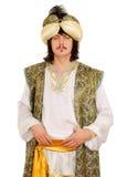 Portret van een jonge mens stock afbeelding
