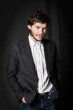 Portret van een jonge mens Royalty-vrije Stock Foto
