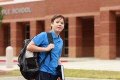 Portret van een jonge student Royalty-vrije Stock Foto