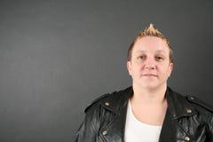 Portret van een Jonge Vrouw Royalty-vrije Stock Foto