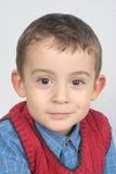 Portret van een jongen stock foto