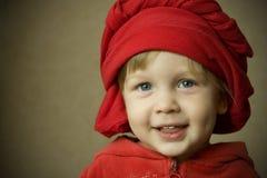 Portret van een kind Stock Foto