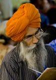 Portret van een kunstenaar Royalty-vrije Stock Fotografie