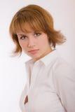 Portret van een meisje Royalty-vrije Stock Fotografie