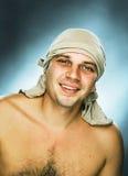 Portret van een Mens Royalty-vrije Stock Fotografie