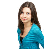 Het meisje van Teeange Stock Fotografie
