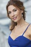 Portret van een Mooie Vrouw in de Haar Jaren '30 Royalty-vrije Stock Fotografie