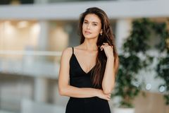 Portret van een Russisch meisje royalty-vrije stock fotografie