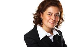 Portret van een succesvolle jonge bedrijfsvrouw Royalty-vrije Stock Foto