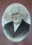 Portret van een voorvader Stock Afbeeldingen