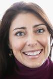 Portret van een vrouw Stock Foto's