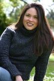 Portret van een vrouw Royalty-vrije Stock Fotografie