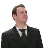 Portret van een zakenman Stock Foto's