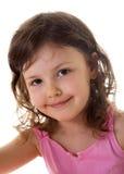 Portret van gelukkig kind royalty-vrije stock foto's