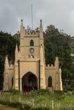 Portret van Heilige Stevens Church in Ooty Royalty-vrije Stock Afbeeldingen