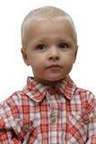Portret van het Kind Royalty-vrije Stock Foto