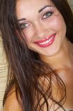 Portret van het meisje Stock Fotografie