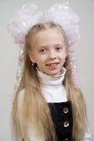 Portret van het meisje Stock Afbeeldingen