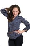 Portret van het meisje Royalty-vrije Stock Foto's