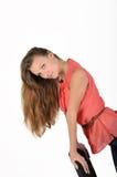 Portret van het meisje Royalty-vrije Stock Afbeelding