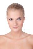 Portret van het Meisje van de schoonheid het Model Royalty-vrije Stock Afbeelding