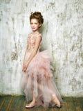 Portret van het mooie kind stock afbeelding