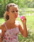 Portret van het mooie meisje stock afbeelding