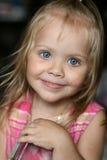 Portret van het mooie meisje Stock Fotografie