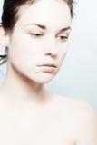 Portret van het mooie meisje. Door Nova Elle Royalty-vrije Stock Foto's