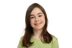 Portret van jong gelukkig jong geitje Royalty-vrije Stock Foto