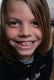 Portret van jonge jongen Stock Foto's