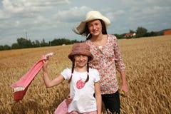 Portret van jonge meisjes Royalty-vrije Stock Fotografie