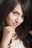 Portret van jongelui Stock Foto