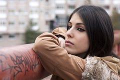 Portret van jongelui Stock Fotografie