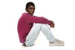 Portret van jongen royalty-vrije stock foto's